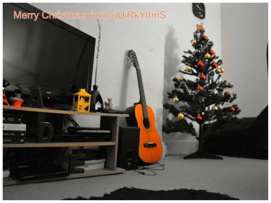 Merry Christmas to all my Quirkies <3