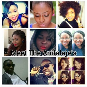 Meet the anifalajes