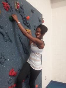 Lola the Rock Climber